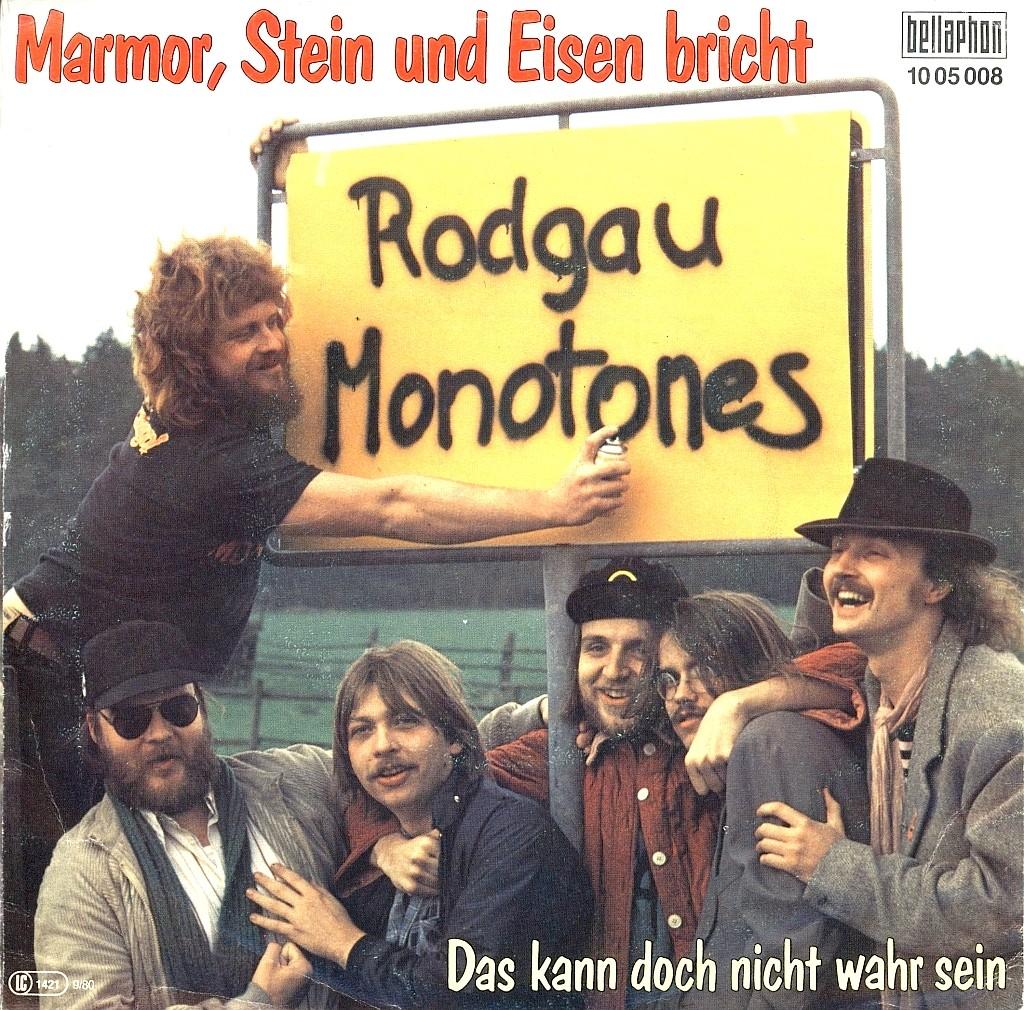 Die Single 1980
