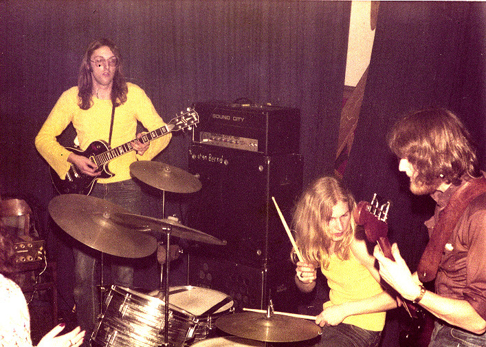 Stoke v.l Bernd, Ebi, Kuno 1973