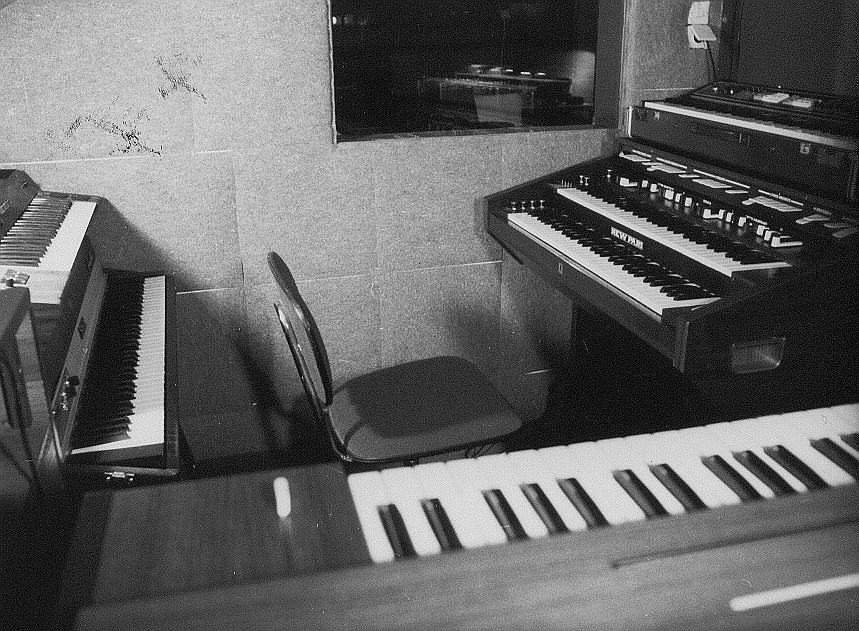 Keyboardecke die Zweite