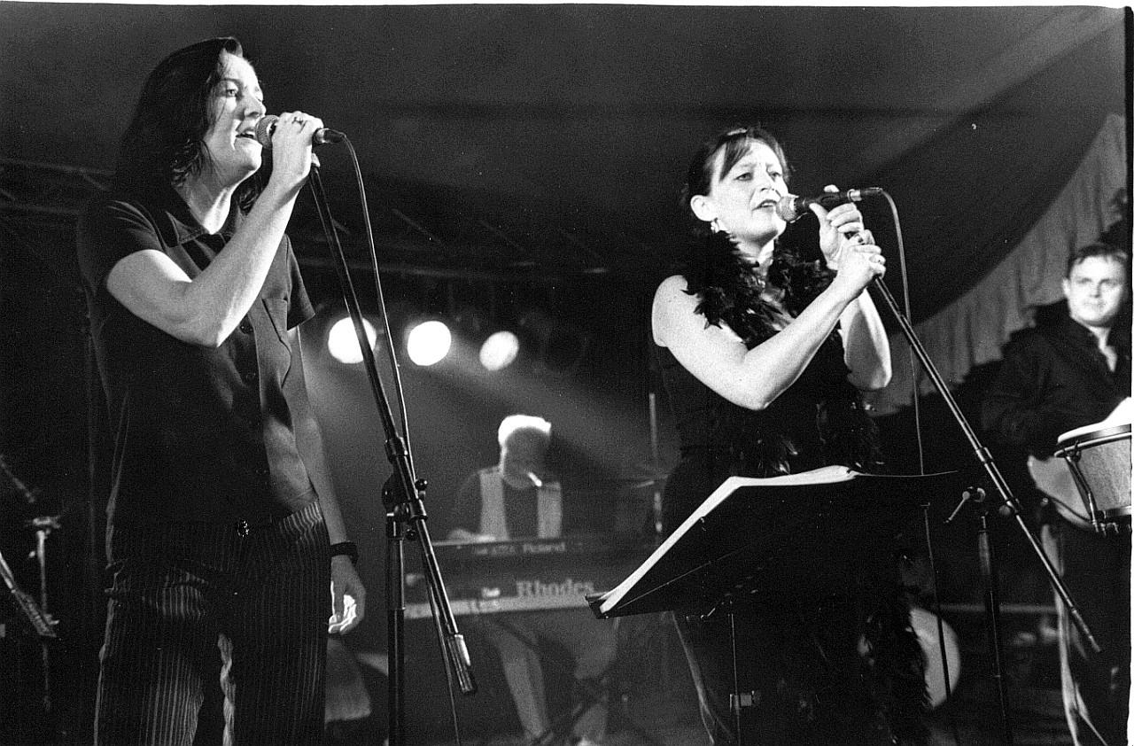 QPF: Die Singschwestern Bernie und Doris