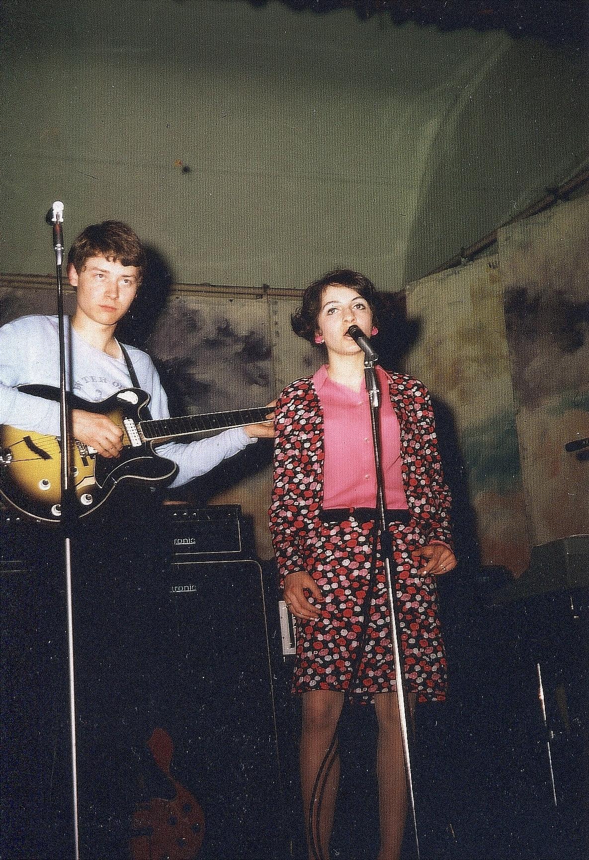 Harri und Tammy