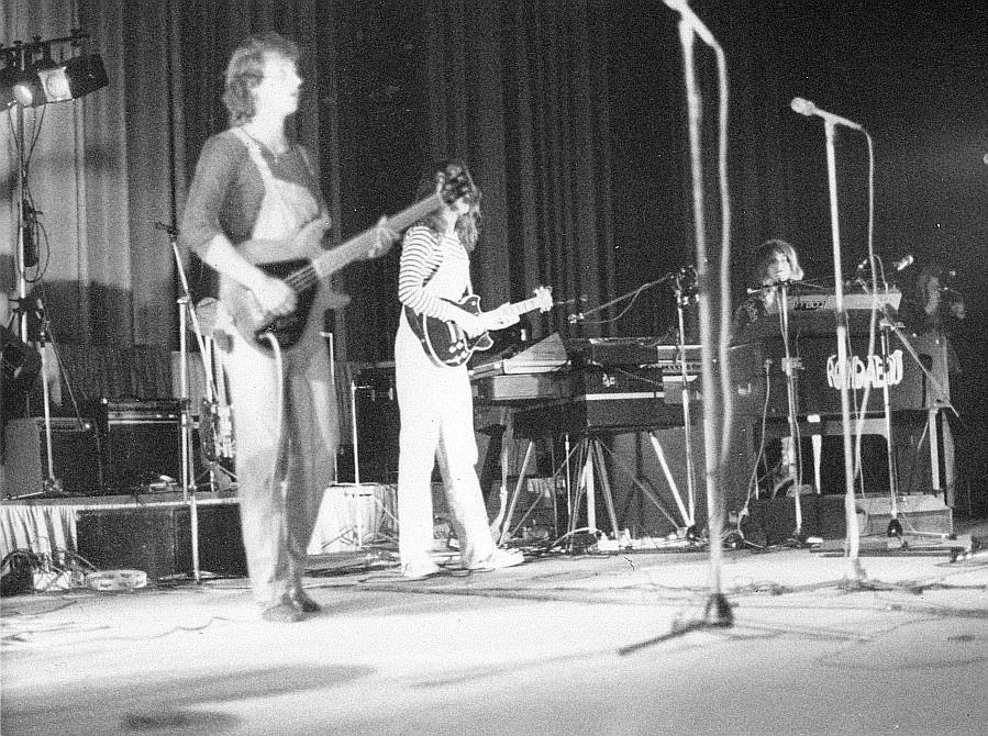 Roundabout 1979 Live in der Kongresshalle Frankfurt