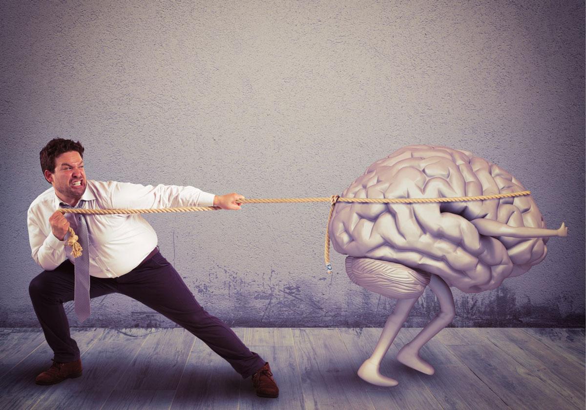 脳のネガティブ暴走パターンに気づいてる?