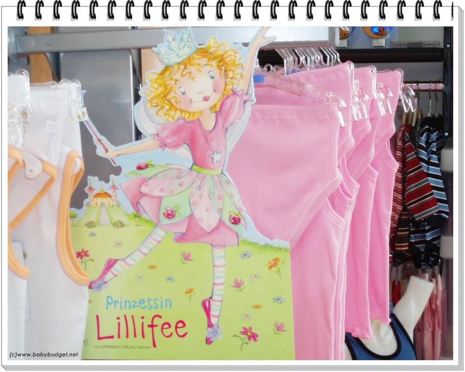 Prinzessin Lilli fee wartet auf Mädchenwünsche