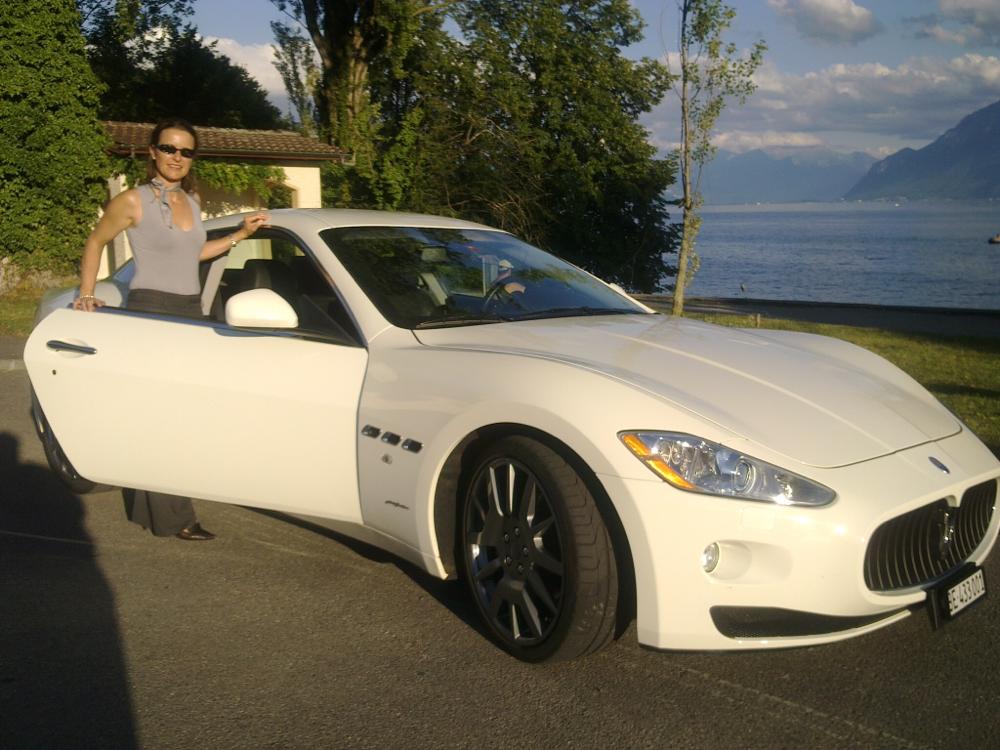 Spass mit Maserati