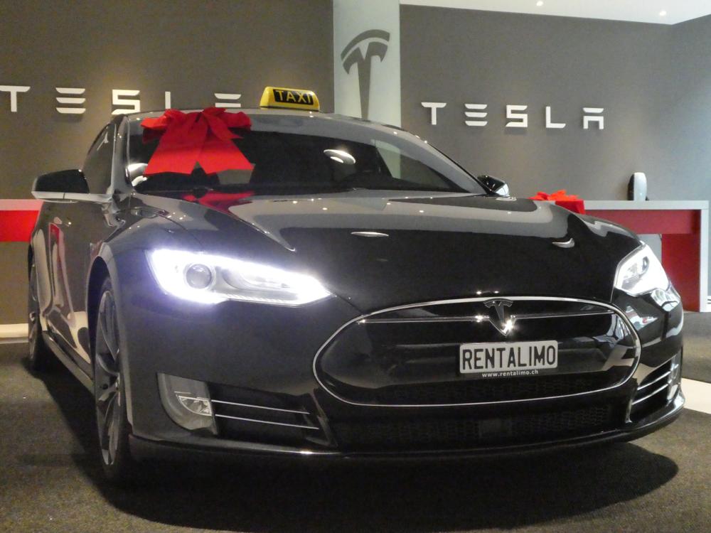 Und wieder ein Tesla mehr in unserer Flotte
