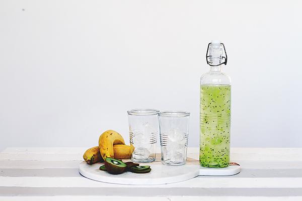 Flavored Water kann man selber machen oder auch kaufen