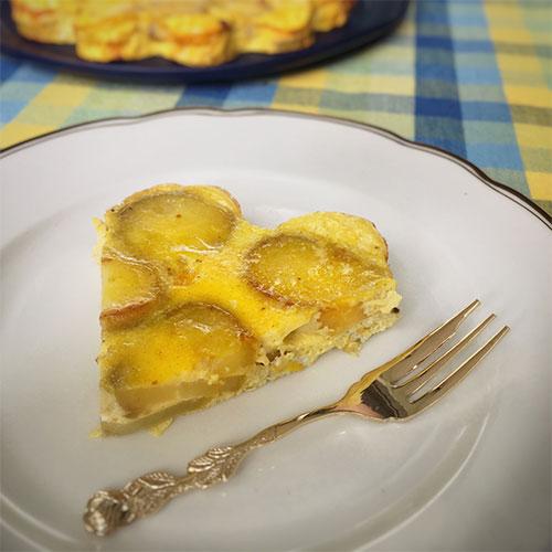 Rezept: Paleo Tortilla