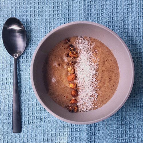 Rezept: Paleo Porridge