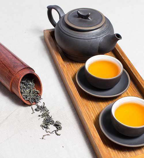 Gastbeitrag: Grüner Tee - ein Wundergetränk