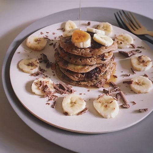 Rezept: Paleo Pancakes