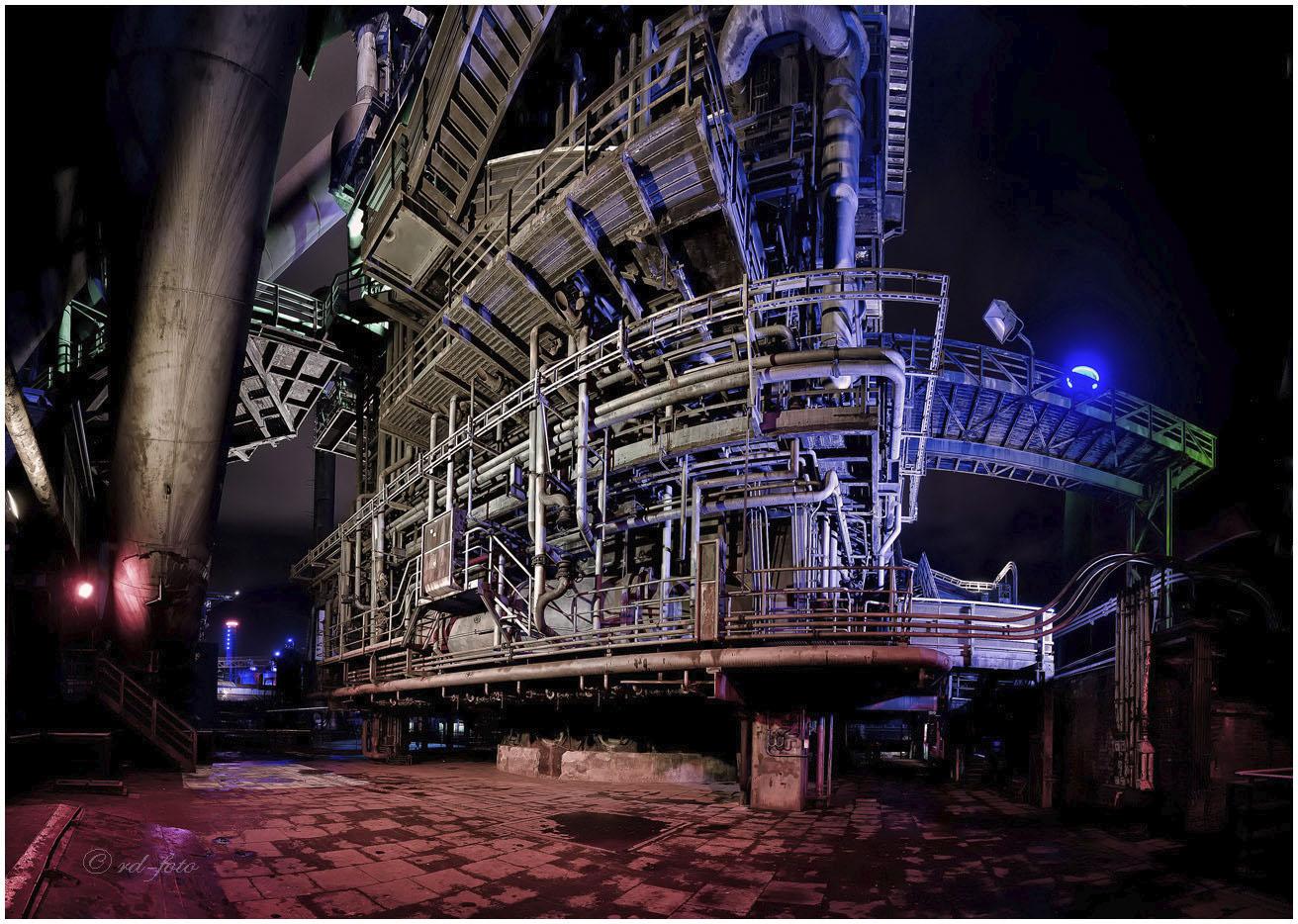 Industriepark Duisburg ( Lapadu )