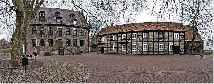 Oberstenhof, Stadthagen