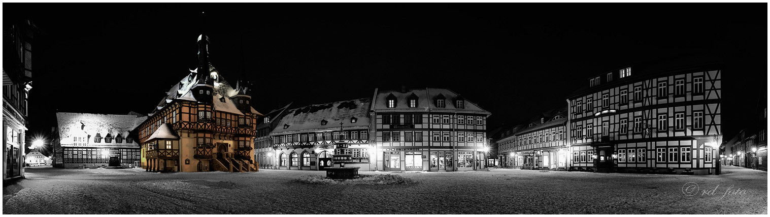 Wernigerode im Winter