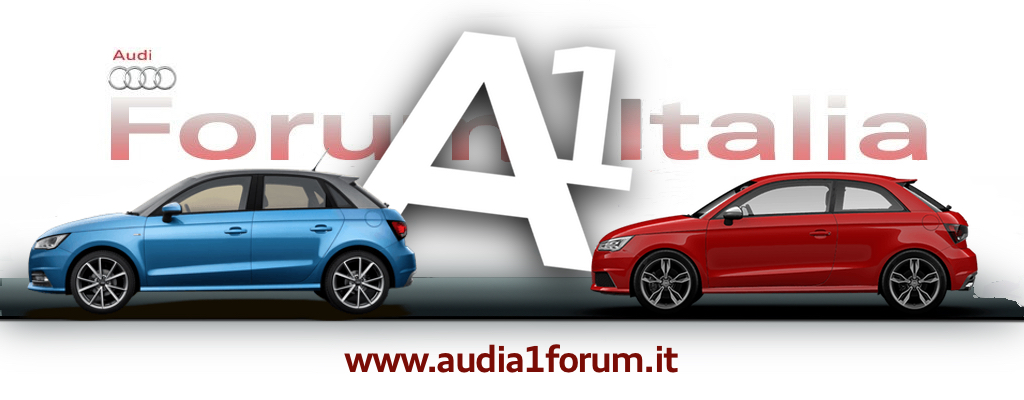 audi a1 forum italia audi a1 forum italia. Black Bedroom Furniture Sets. Home Design Ideas