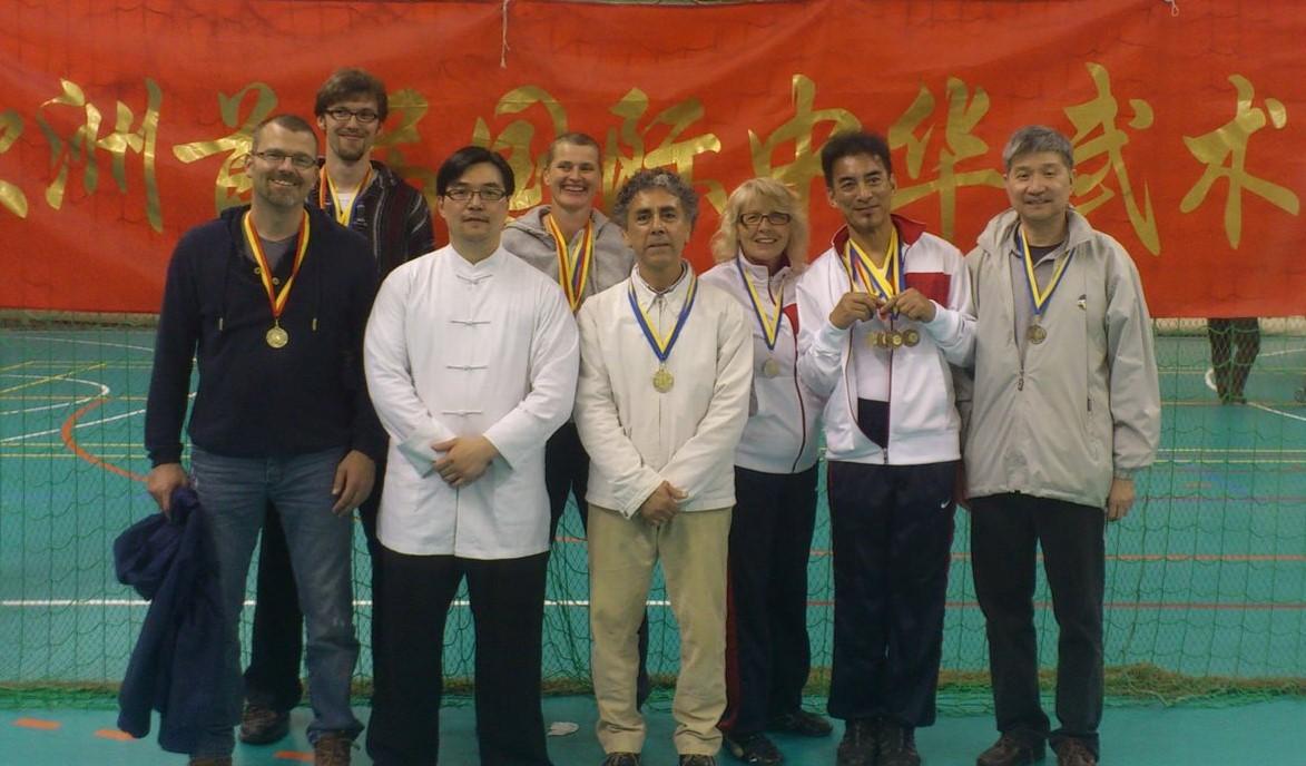 2013 Ceta Mannschaft bei Meisterschaft in Prag