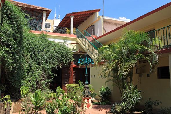 MERIDA - HOTEL POSADA TOLEDO