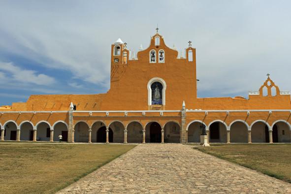 IZAMAL - CONVENTO DE SAN ANTONIO DE PADUA