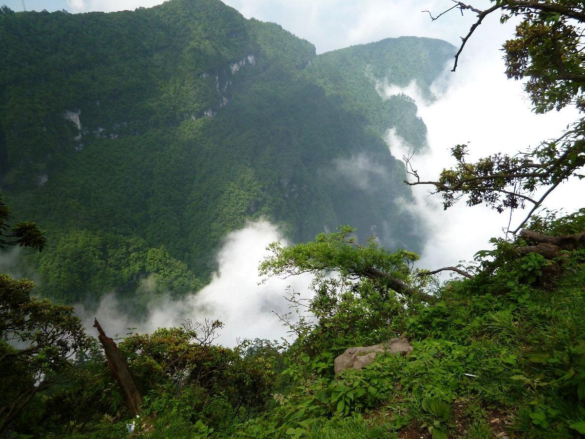 中国 峨眉山