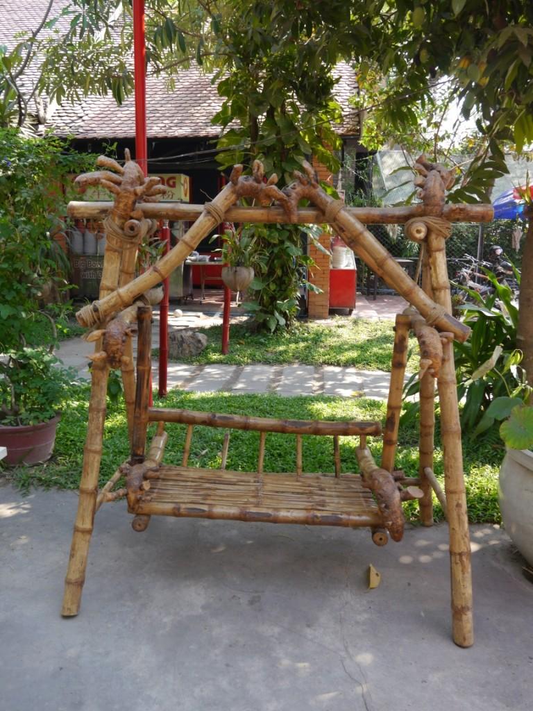 Bambus anderer Art