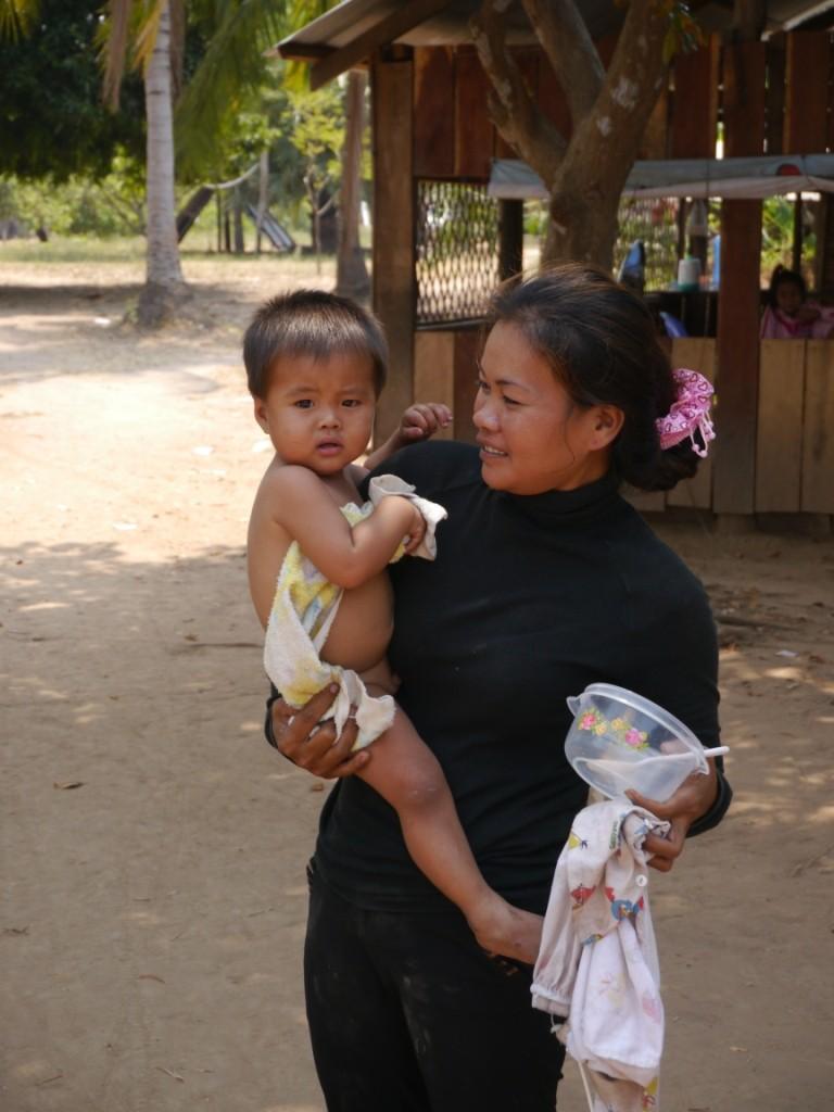 Grenze Kambodscha/Laos