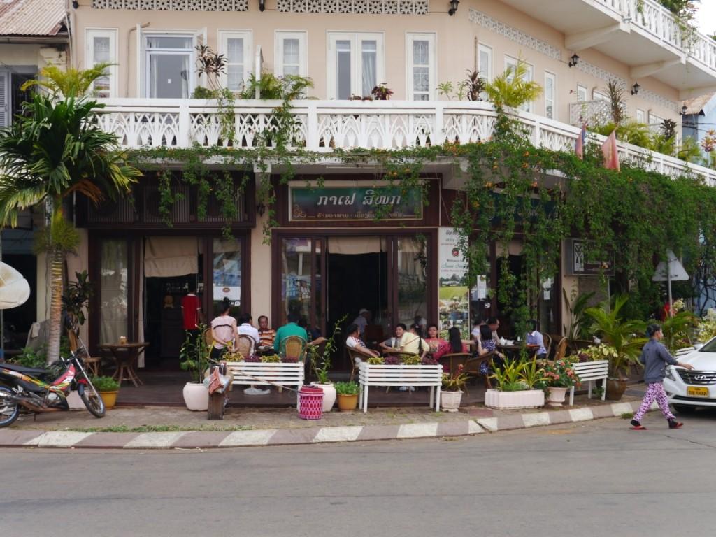 Unser Hotel Laos