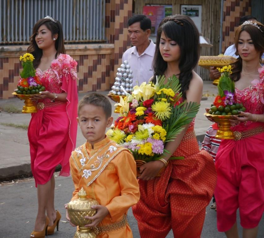 Hochzeitszug