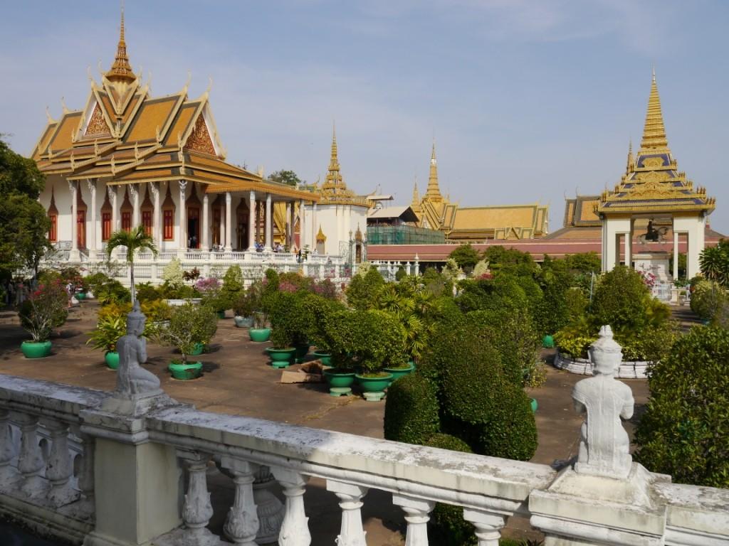 Königlicher Palast Phnom Penh