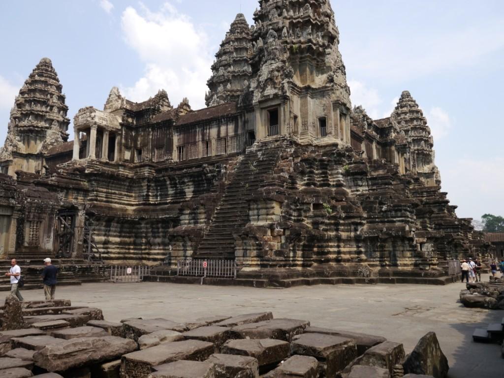 Tempel des Weltkulturerbes Angkor Wat