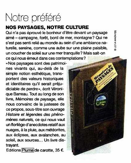Chasseur français, avril 2010