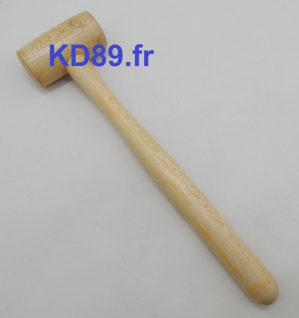 Marteaux maillets kalyane diffusion 89 fourniture et - Maillet en bois ...