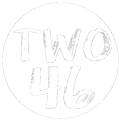 two46 - The original Frescobol - Logo