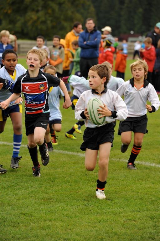 Festival de rugby, La Chaux-de-Fonds, 2011