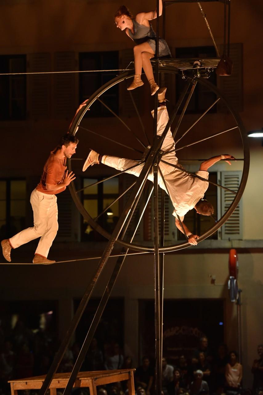 Plage des Six Pompes Cirque Rouage