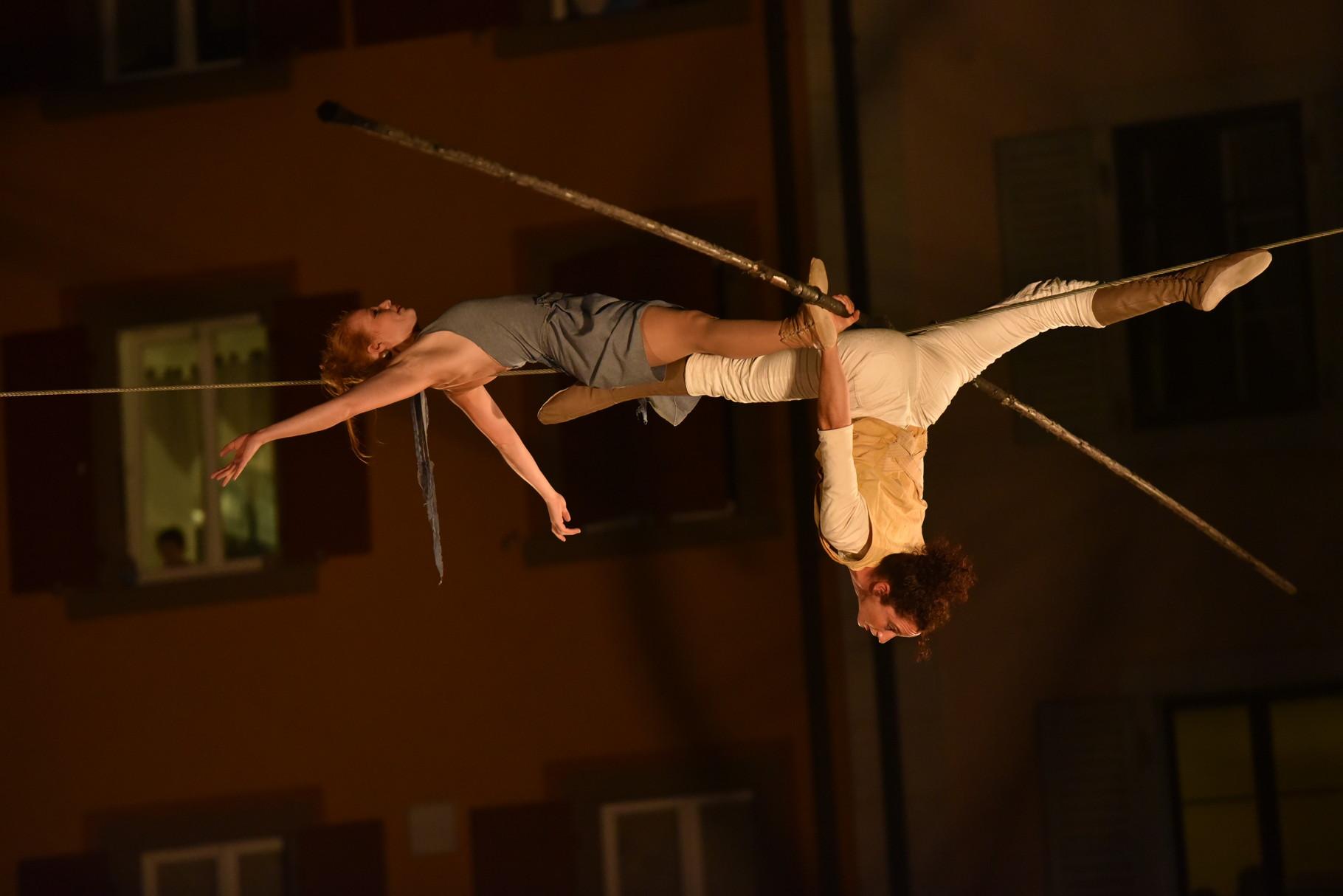 Sodade Cirque Rouages