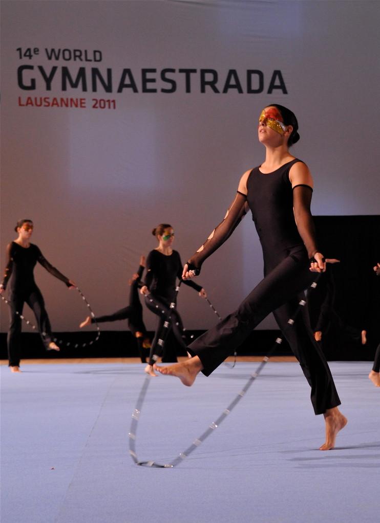 Gymnaestrada, 2011