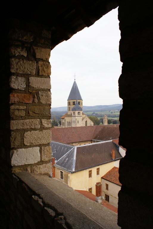 Cluny, Bourgogne