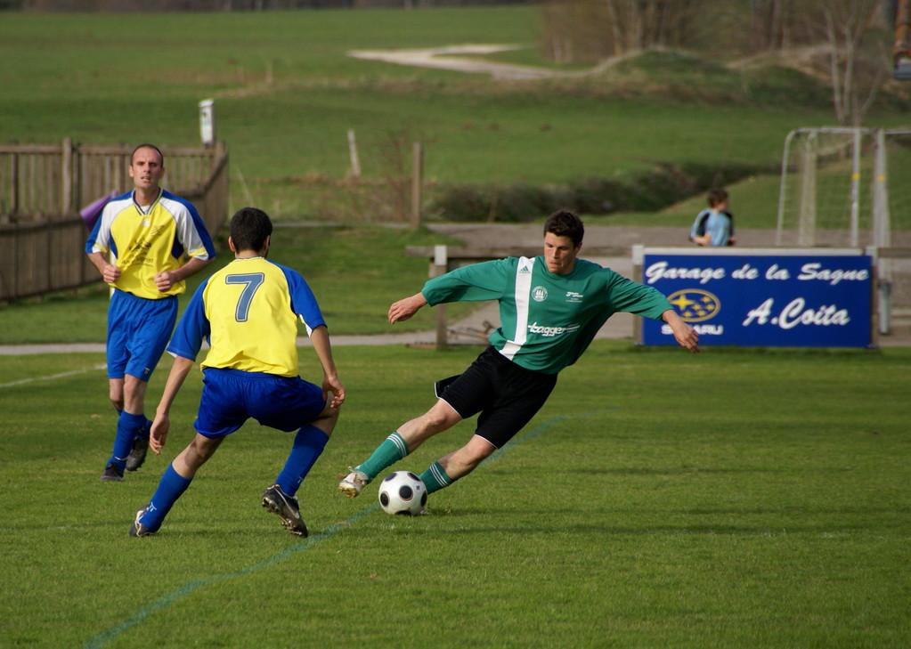 Yanick Roth, F. C La Sagne, saison 2009-10