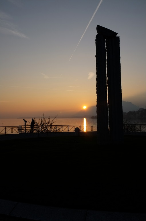Neuchâtel, Esplanade Beau Rivage