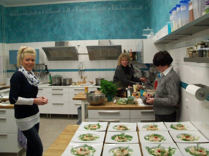 Die Küchenqueen mit ihren Feen