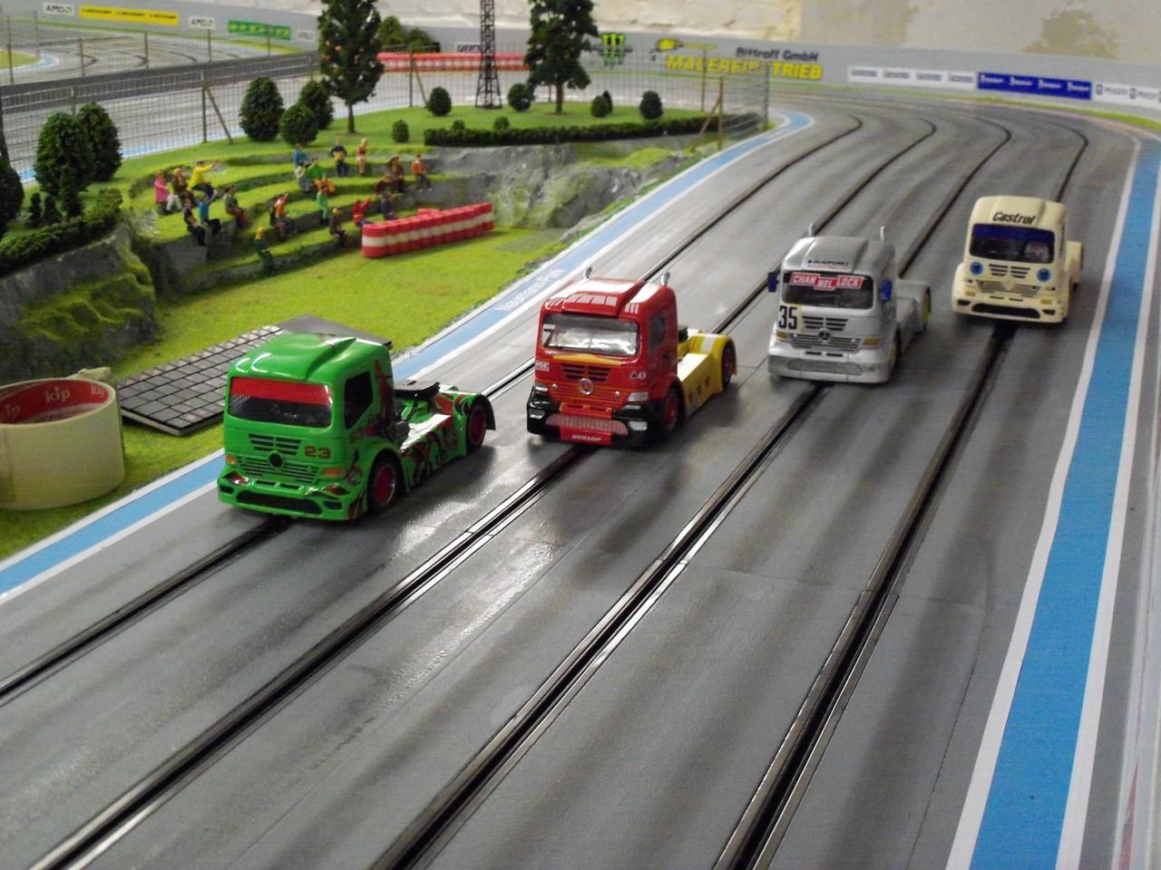 Trucks von Eik, Thomas, Gerd, Leihwagen