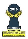 Kennerspiel des Jahres 2016 Nominierungen
