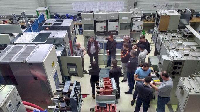 Schaltbefähigung zur Schaltberechtigung bei Schneider Electric in Regensburg - Peter Pusch - Florian Pusch