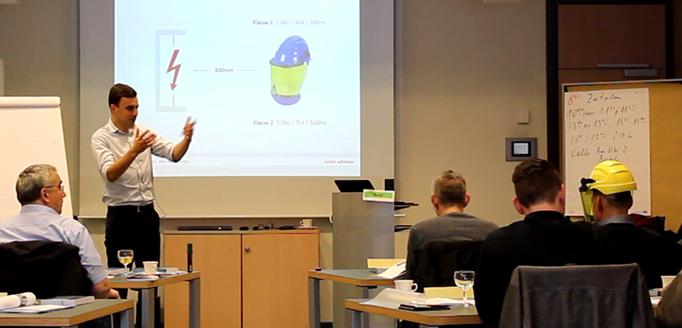 Schaltbefähigung zur Schaltberechtigung - Florian Pusch