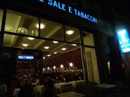 Restaurant Sale e tabbacchi, Berlin