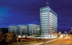 Mercedes Benz, Berlin