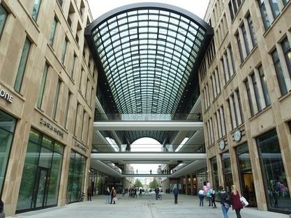 Mall of Berlin, Leipziger Platz, Berlin