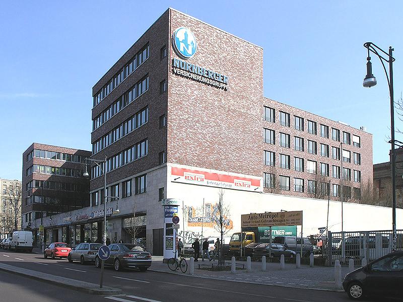 Schönhauser Allee 10-11, Berlin