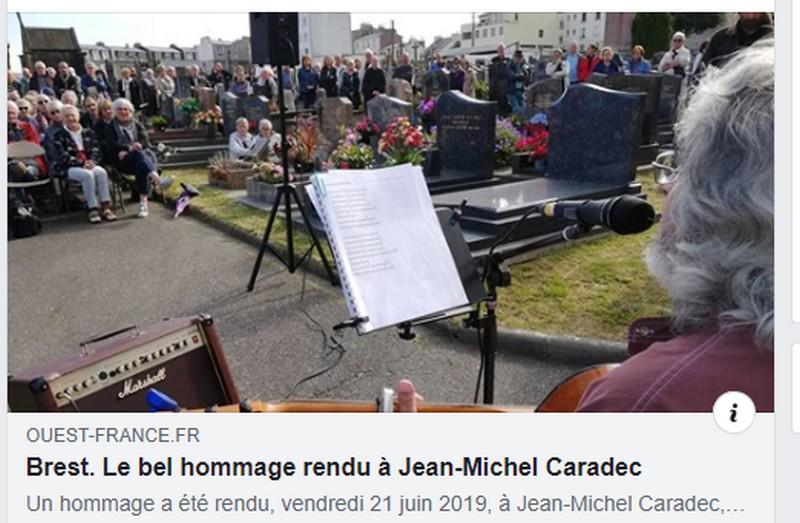 Cliquer sur l'image pour accès à l'article Ouest-France