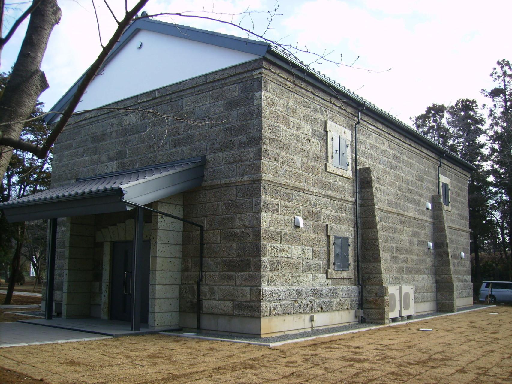 オカモト記念館
